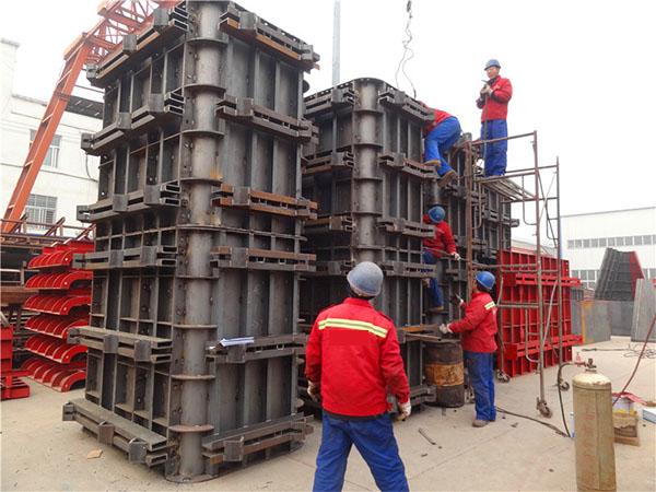玉树藏族自治州方柱钢模板