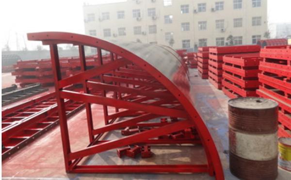 重平安缔造乐都高速铁路桥梁涵洞模板厂家华伟品牌